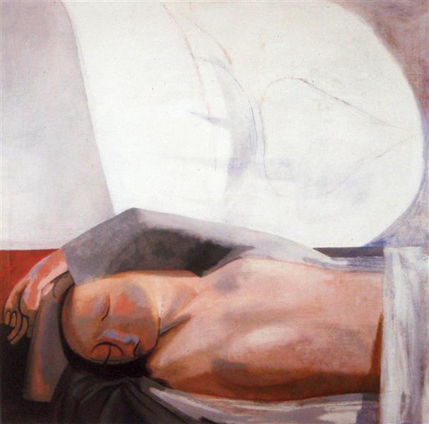Disturbed Sleep, 1951 - Jan Cox