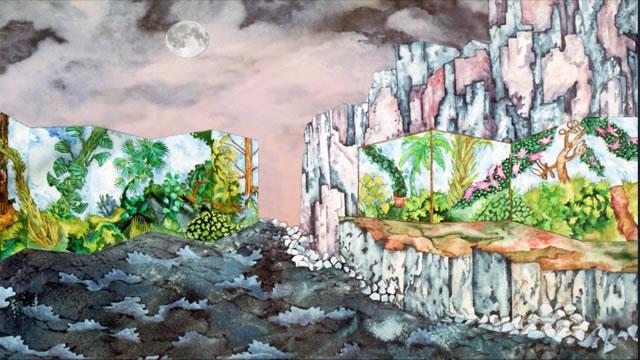 Biombo, 2005 - Claudio Castillo