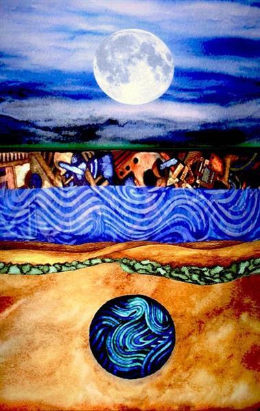 Tides, 2005 - Claudio Castillo