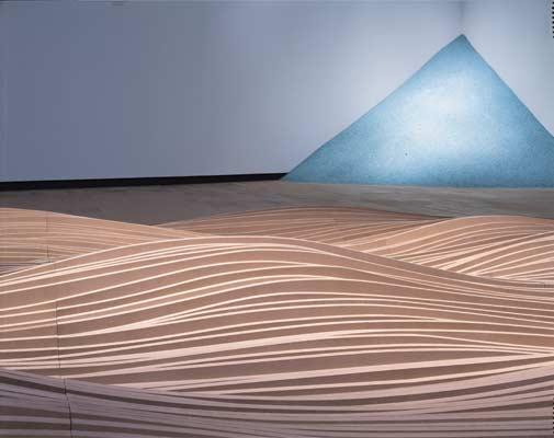 Avalanche, 1998 - Maya Lin