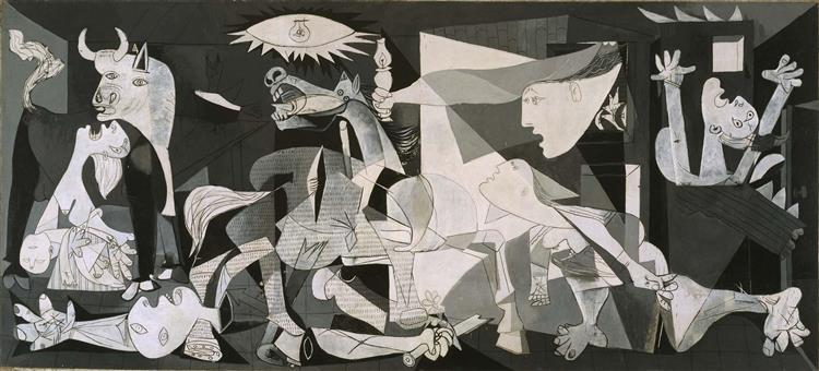 Guernica, 1937 - Pablo Picasso