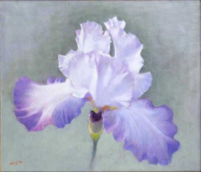 Iris (Alizes), 2004 - Aaron Shikler