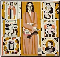 The Founder of the Kiev School Iconographer Alipio - Иван-Валентин Феодосиевич Задорожный