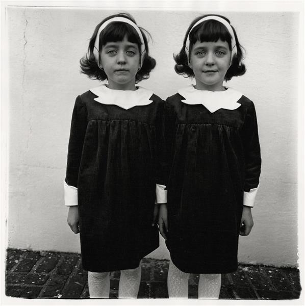 Identical Twins, 1967 - Diane Arbus
