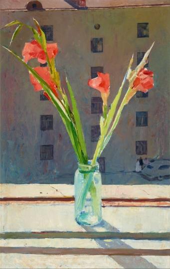 Gladiolus, 1958 - Tahir Salahov