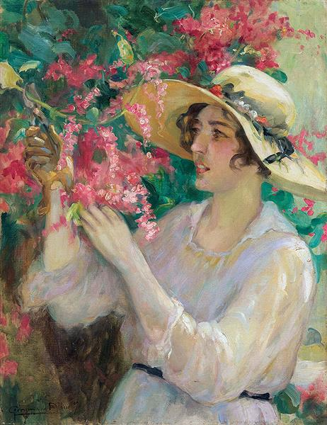 Primavera, 1926 - Georgina de Albuquerque