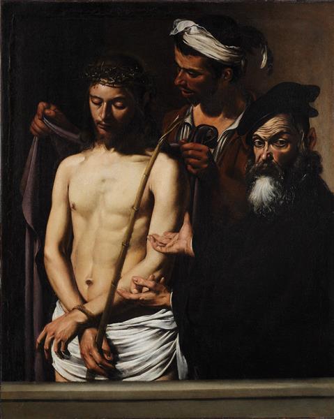 Ecce Homo, c.1605 - Caravaggio