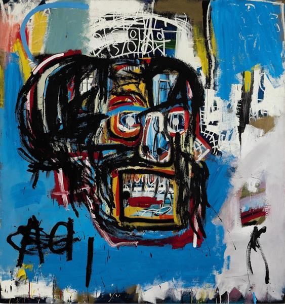 Untitled, 1982 - Jean-Michel Basquiat