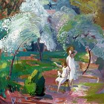 Flowering time - Vasiliy Ryabchenko