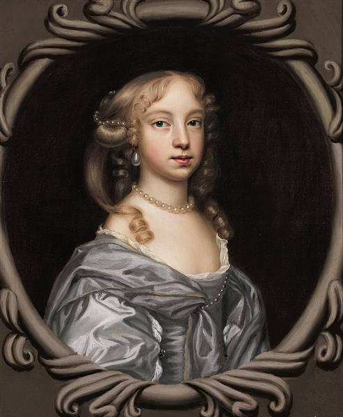 Mary Wither of Andwell, 1670 - Mary Beale