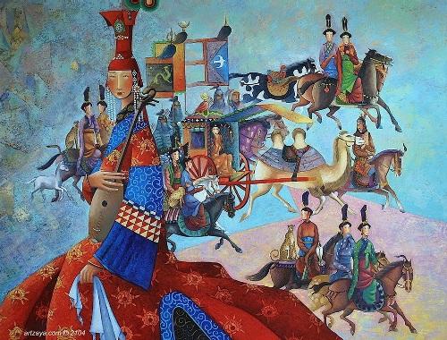 Nomadic Tribes - Zaya