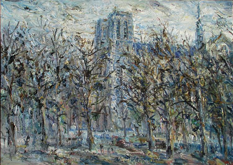 Notre Dame De Paris, 1967 - Włodzimierz Zakrzewski