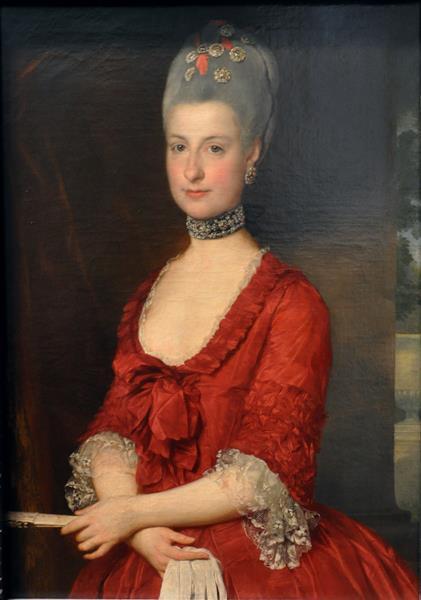 Marie Christine, 1766 - Марчелло Баччареллі