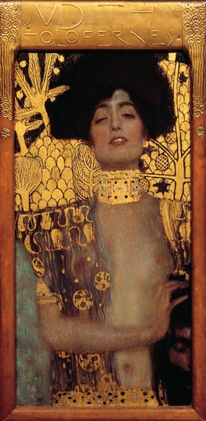 Judith and the Head of Holofernes, 1901 - Gustav Klimt