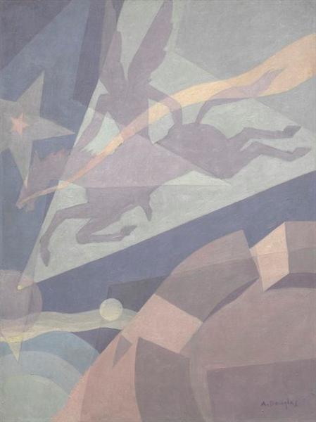 Go Down Death, 1934 - Aaron Douglas