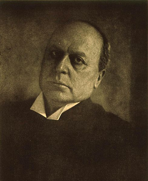 Henry James, c.1916 - Alice Boughton