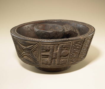 Bowl - Olowe of Ise