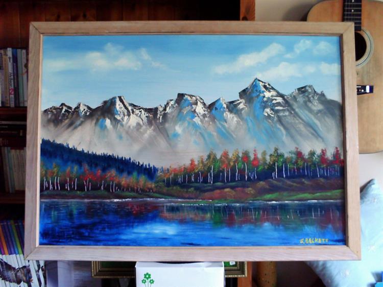 Autumn in the Rockies - John-Baroque