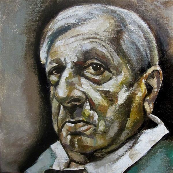 Portrait of Giorgio De Chirico, 2018 - Zani Corrado