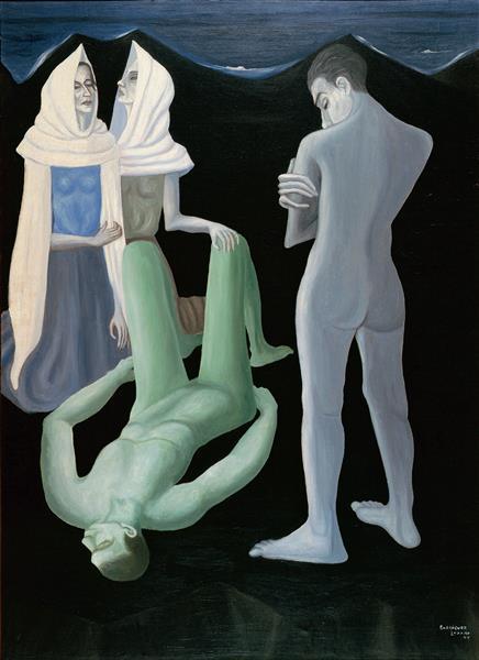 El Cainismo, 1947 - Manuel Rodríguez Lozano