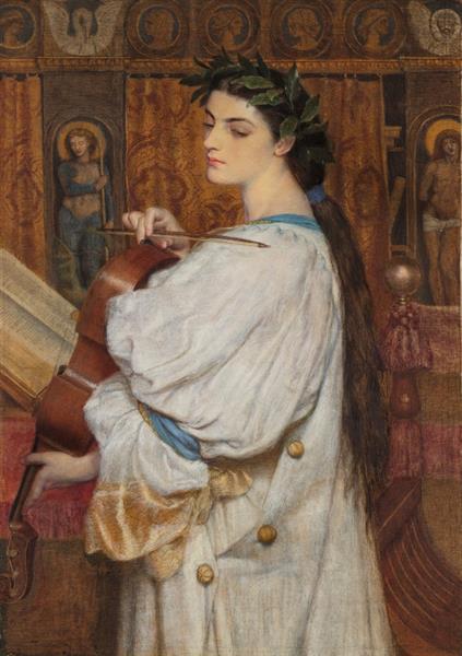 Cassandra Fedele - Frederick William Burton