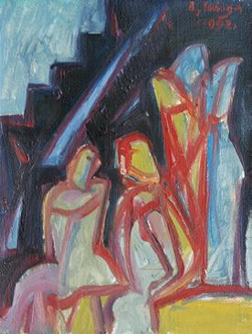 Conversation, 1992 - Владимир Лобода