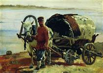 Cart - Алексей Иванович Корзухин