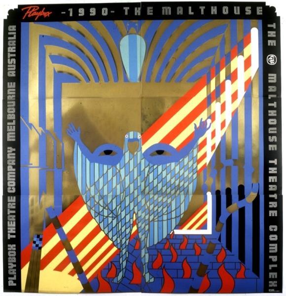 Playbox Theatre Company, Melbourne, Australia, 1990 - Boris Bućan