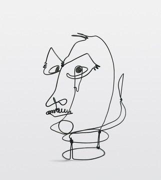 FRANK CROWNINSHIELD, 1928 - Alexander Calder