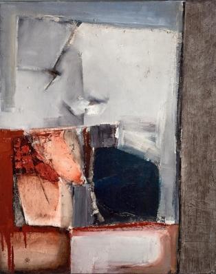 Painting A 63, 1963 - Fernando García Ponce