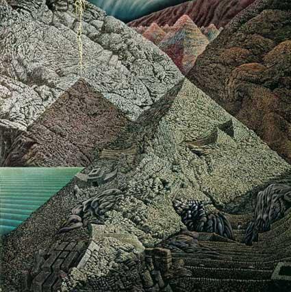 Great Pyramid, 1977 - Abdul Mati Klarwein