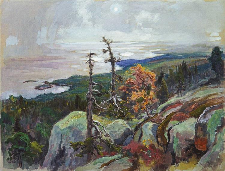 Koli, 1935 - Eero Järnefelt
