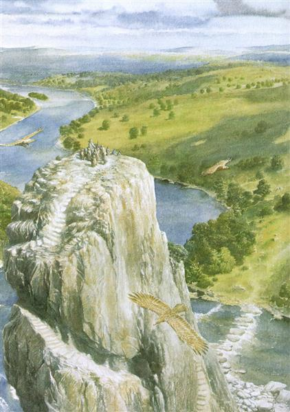 The Carrock - Alan Lee