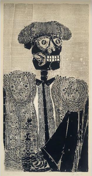 El Matador, 1964 - Antonio Berni
