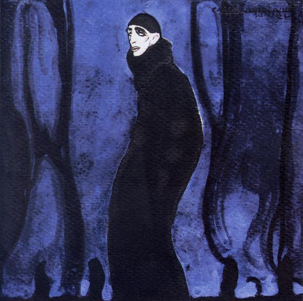 Hombre De Mar, 1921 - Carlos Quizpez Asín
