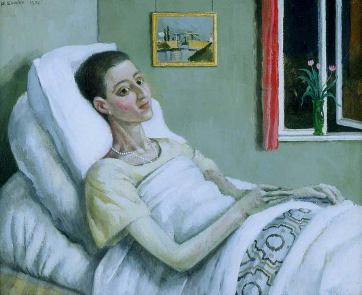 Mrs Green, 1930 - Richard Eurich
