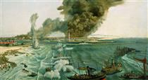 Withdrawal from Dunkirk, June 1940 - Richard Eurich