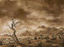 African Landscape - Werner Peiner