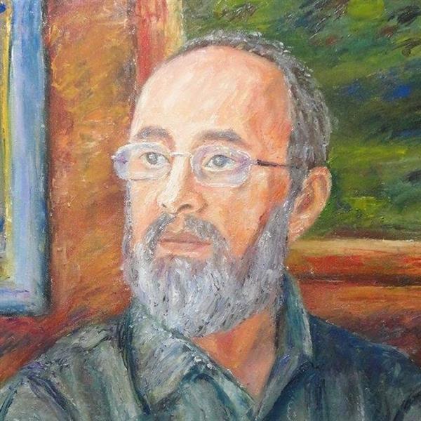 Portret Artysty III - Czesław Jan Pyrgies