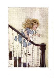 She Floated Gently down - Elenore Abbott
