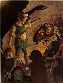 The Princess and the Goblin - Jessie Willcox Smith