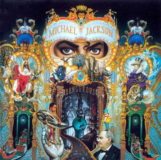 Michael Jackson's Dangerous, 1991 - Mark Ryden