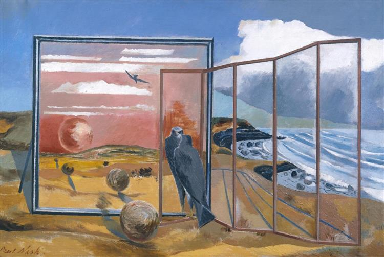 Landscape from a Dream, 1936 - 1938 - Paul Nash