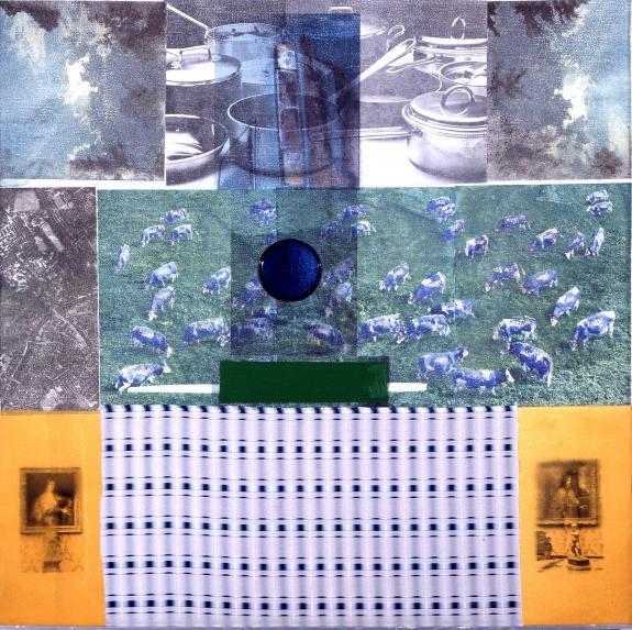 Dart (Signal), 1980 - Robert Rauschenberg