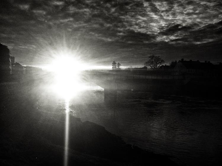 Sunset, 2013 - Alfred Freddy Krupa