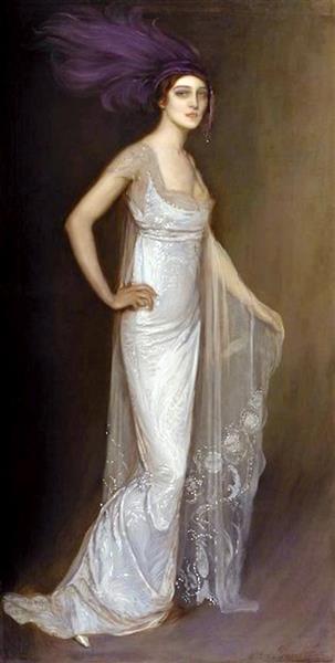 Ida Rubenstein - Antonio de La Gandara