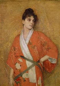 Study - Gustave-Claude-Etienne Courtois
