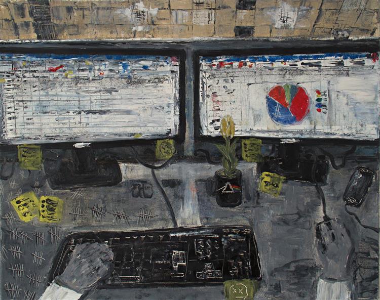 Working Man - Stefan Pruteanu