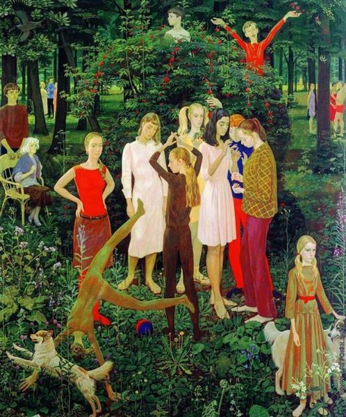Sunday - Dmitri Zhilinsky