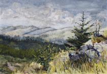 Landscape - Georgi Mashev